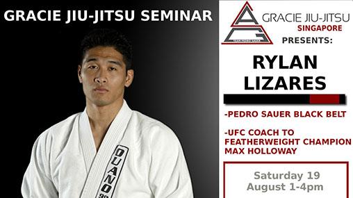 Rylan Lizares Seminar 2017